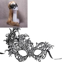 Beauty Lady Halloweenmask
