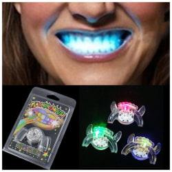 Lysande tänder 4 färger
