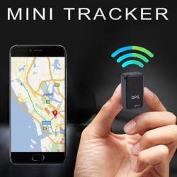 Mini GPS tracker med avlyssning