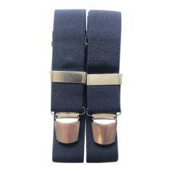 No1 Enfärgat Hängsle Blå Nickelfri i Presentkartong Blue