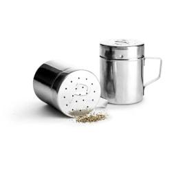 No1 Sagaform BBQ Salt & Peppar set med lock Rostfritt Stål