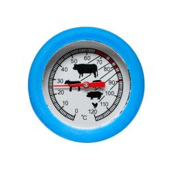 No1 Sagaform BBQ Stektermometer Grilltermometer  Blå