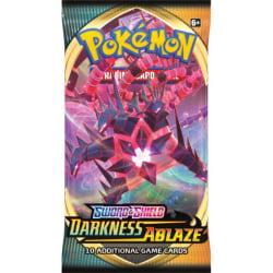 Pokemon Sword & Shield 3 Darkness Ablaze Booster