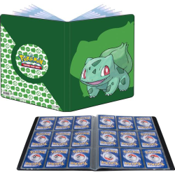 Ultra Pro Bulbasaur 9-Pocket Portfolio for Pokemon