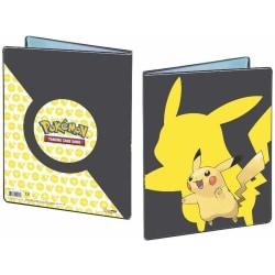 Ultra Pro Pikachu Samlarpärm 4-pocket för Pokemon