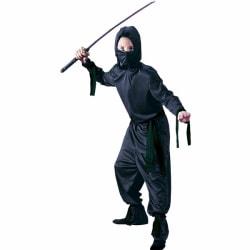 Budget Ninja Maskeraddräkt Barn