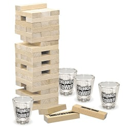 DRINKSPEL DRUNKEN TOWER