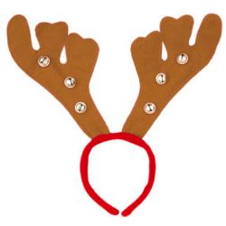 Rudolf med brun Diadem