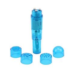 Chisa: Hi-Basic Massager, Blå Minivibrator Blå