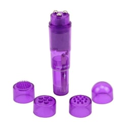 Chisa: Hi-Basic Massager, Lila Minivibrator Lila