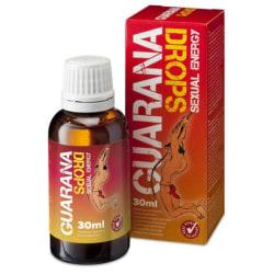 Cobeco Pharma GUARANA DROPS 30ML Transparent one size