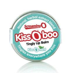 KISSOBOO Tingly Lip Balm KissOmint Transparent one size