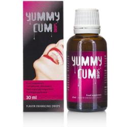 YUMMY CUM DROPS 30ML Transparent one size
