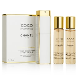 Chanel Coco Mademoiselle EdP Twist and Spray 3x20ml
