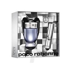 Paco Rabanne Invictus Giftset 3 Pcs