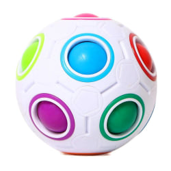 Fidget Ball - Rainbow Ball Magic Cube