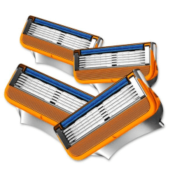 Rakblad (12-Pack) - kompatibla till Gillette