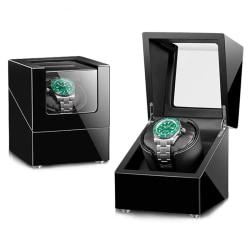 Watch Winder / Klockuppdragare - Svart Svart