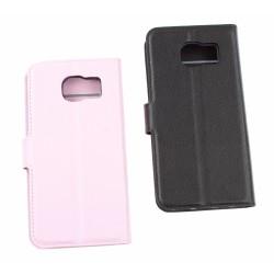 Plånboksfodral Samsung S7 med 3 fack - Svart