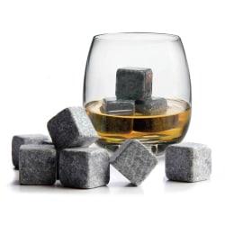 Whiskeystenar - Istärningar 18-pack