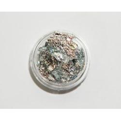 1 st burk silver folie flakes Silver