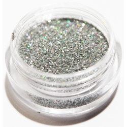 1st Finkornigt glitter Silver