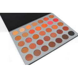 35st ögonskuggor , eyeshadow palette , sminkpalett  multifärg