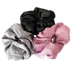 3st Stor hair Scrunchies, hårsnoddar , hårband , Hair bands