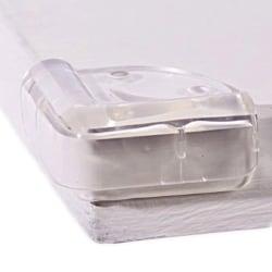 4-pack hörnskydd, Transparanta Transparent