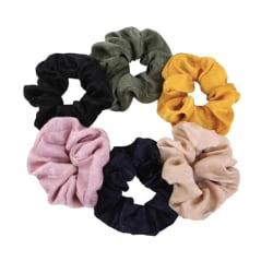 5st hair Scrunchies, hårsnoddar , hårband , Hair bands