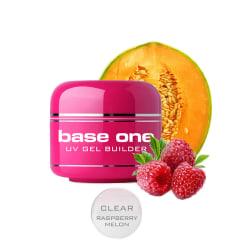 Base one - Aroma - Clear raspberry melon 15g UV-gel