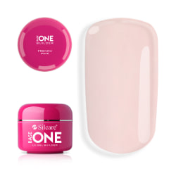 Base one - Builder - French pink 15g UV-gel