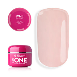 Base one - Builder - French pink dark 15g UV-gel