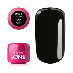 Base one - Color - Black jack 5g UV-gel Svart