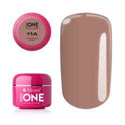 Base one - Color -  Flaming pink 5g UV-gel Rosa