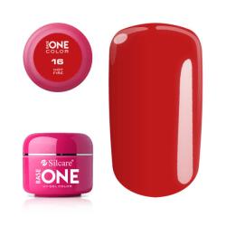 Base one - Color - Hot fire 5g UV-gel Röd