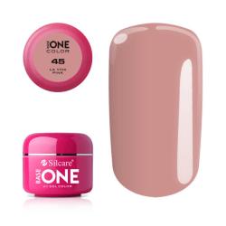 Base one - Color - La viva pink 5g UV-gel Rosa