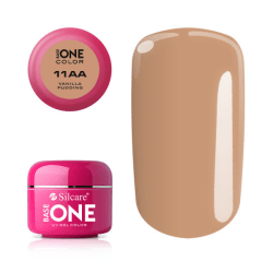 Base one - Color - Vanilla pudding 5g UV-gel Beige