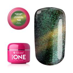 Base one - Magnetic Chameleon - Rain forest 5g UV-gel Grön