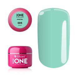 Base one - Pastel - Mint 5g UV-gel Blå