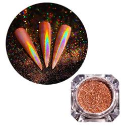 Champagne gold powder - Chrome pigment