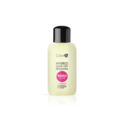 Color it - Soak off remover - Bubble gum 150ml