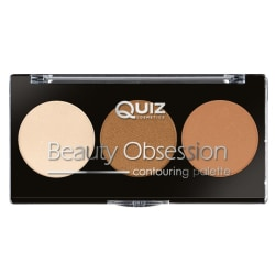 Contouring palette - Beauty obsession - Quiz cosmetics