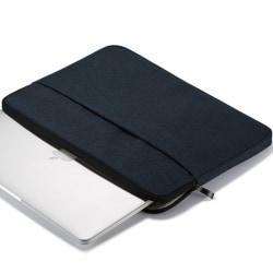 Datafodral 15,6 tum , Passar MacBook Pro och air - Svart ,  Marinblå