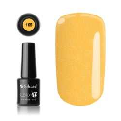 Gellack - Color IT - *105 8g UV-gel/LED Yellow