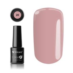 Gellack - Color IT - *20 8g UV-gel/LED Rosa