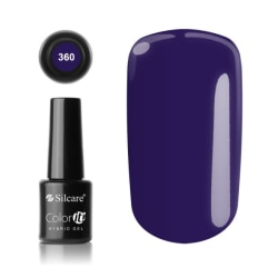 Gellack - Color IT - *360 8g UV-gel/LED Lila