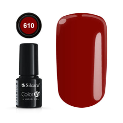 Gellack - Color IT - Premium - *610 UV-gel/LED Red
