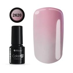 Gellack - Color IT - Premium - Thermo - *2620 UV-gel/LED Rosa