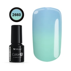 Gellack - Color IT - Premium - Thermo - *2660 UV-gel/LED Blue